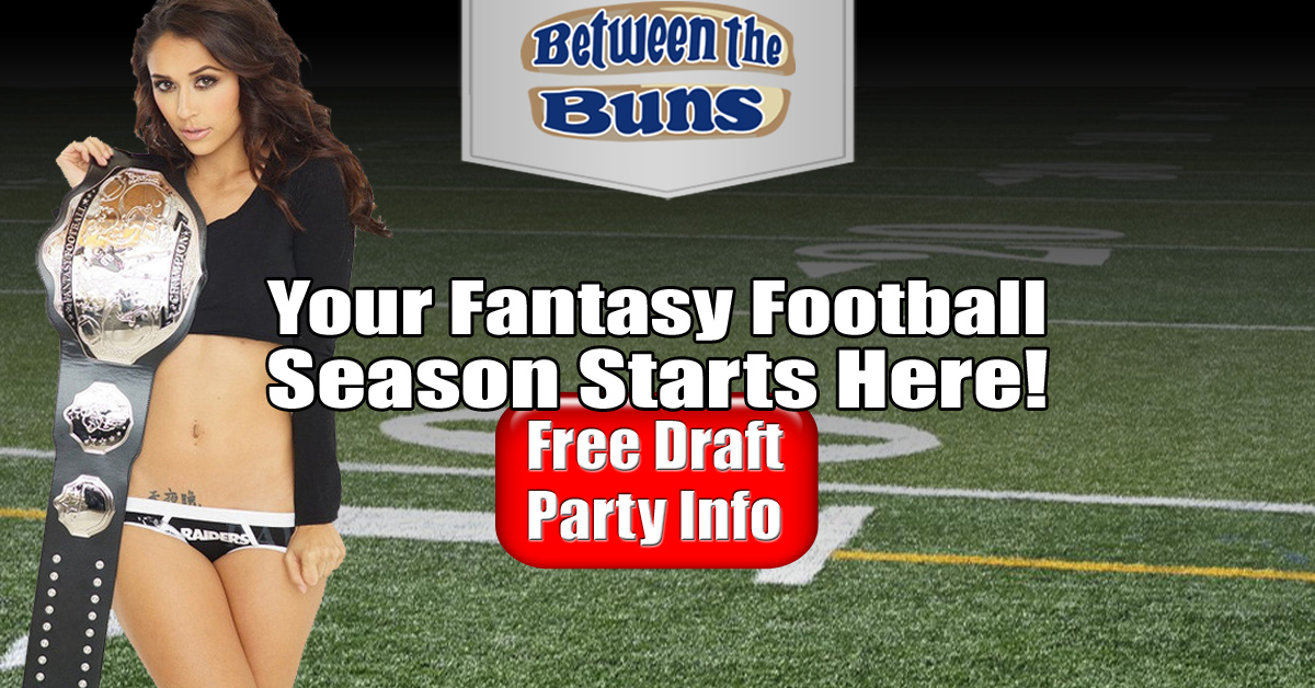 Fantasy Football at the Buns is Epic!